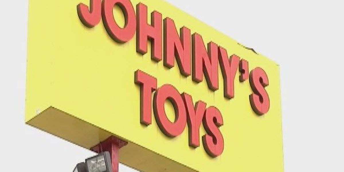 Johnny's Toys logo