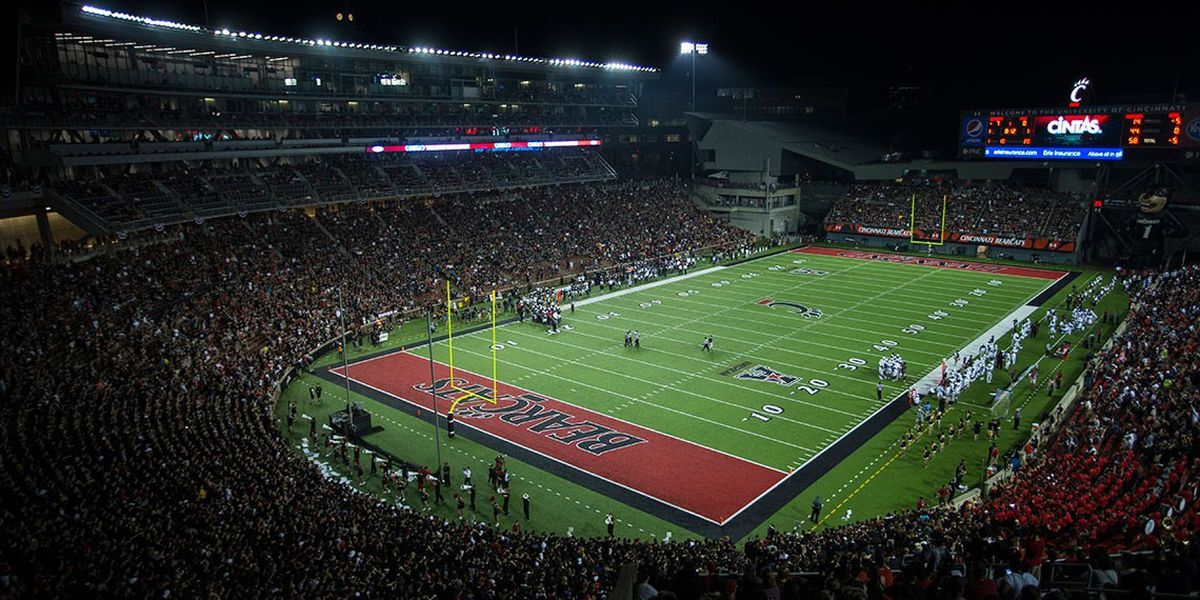 UC to limit capacity at Nippert Stadium