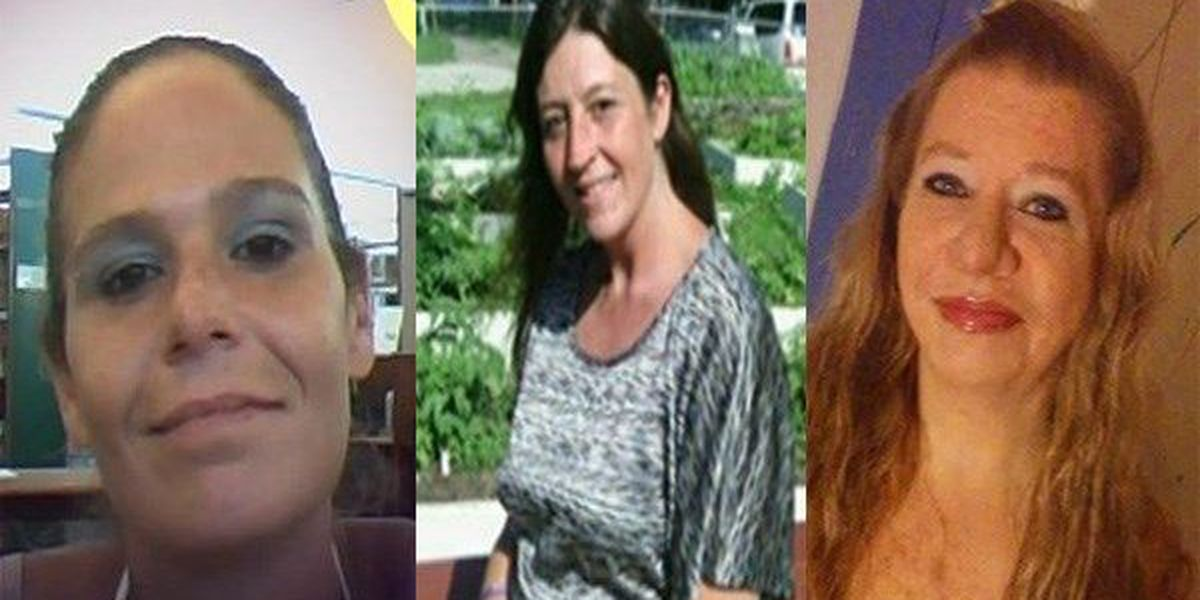 Families of three missing Middletown women worry for their safety