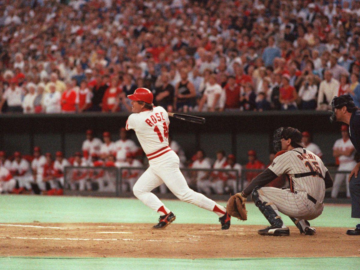 OTD in 1985: Pete Rose surpasses Ty Cobb as MLB all-time hit leader