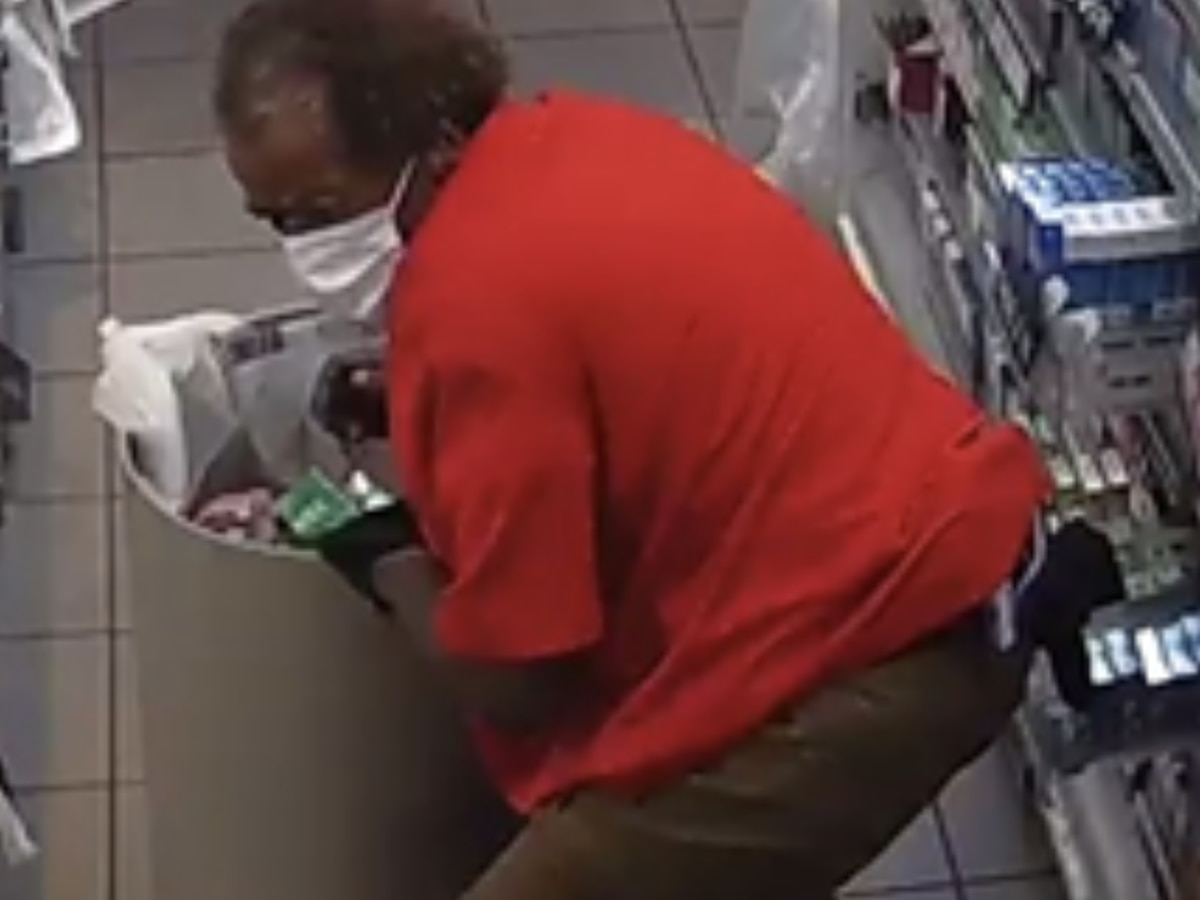Cigarette thief strikes two more UDF stores, police say