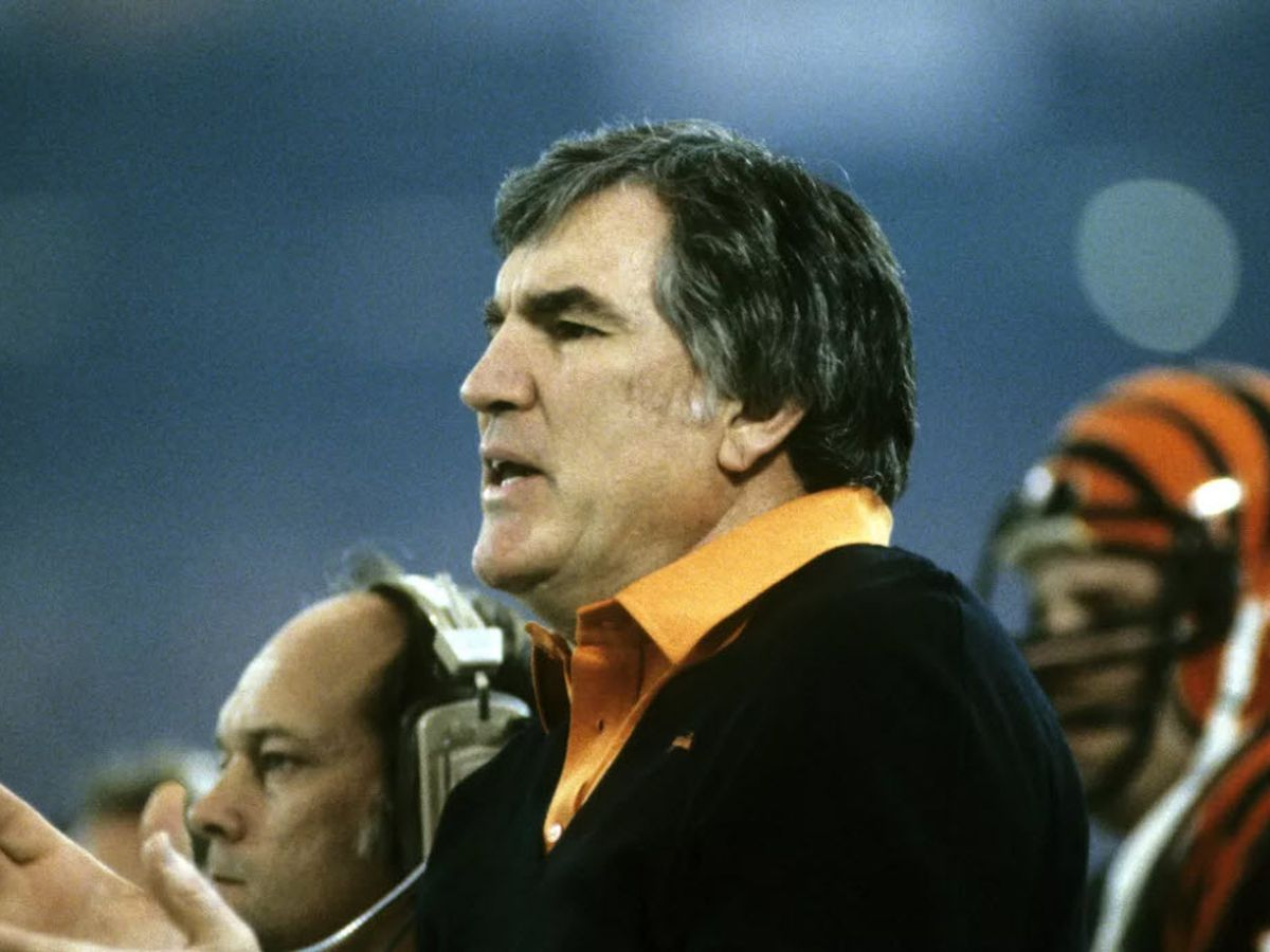 Former Bengals coach Forrest Gregg passes away