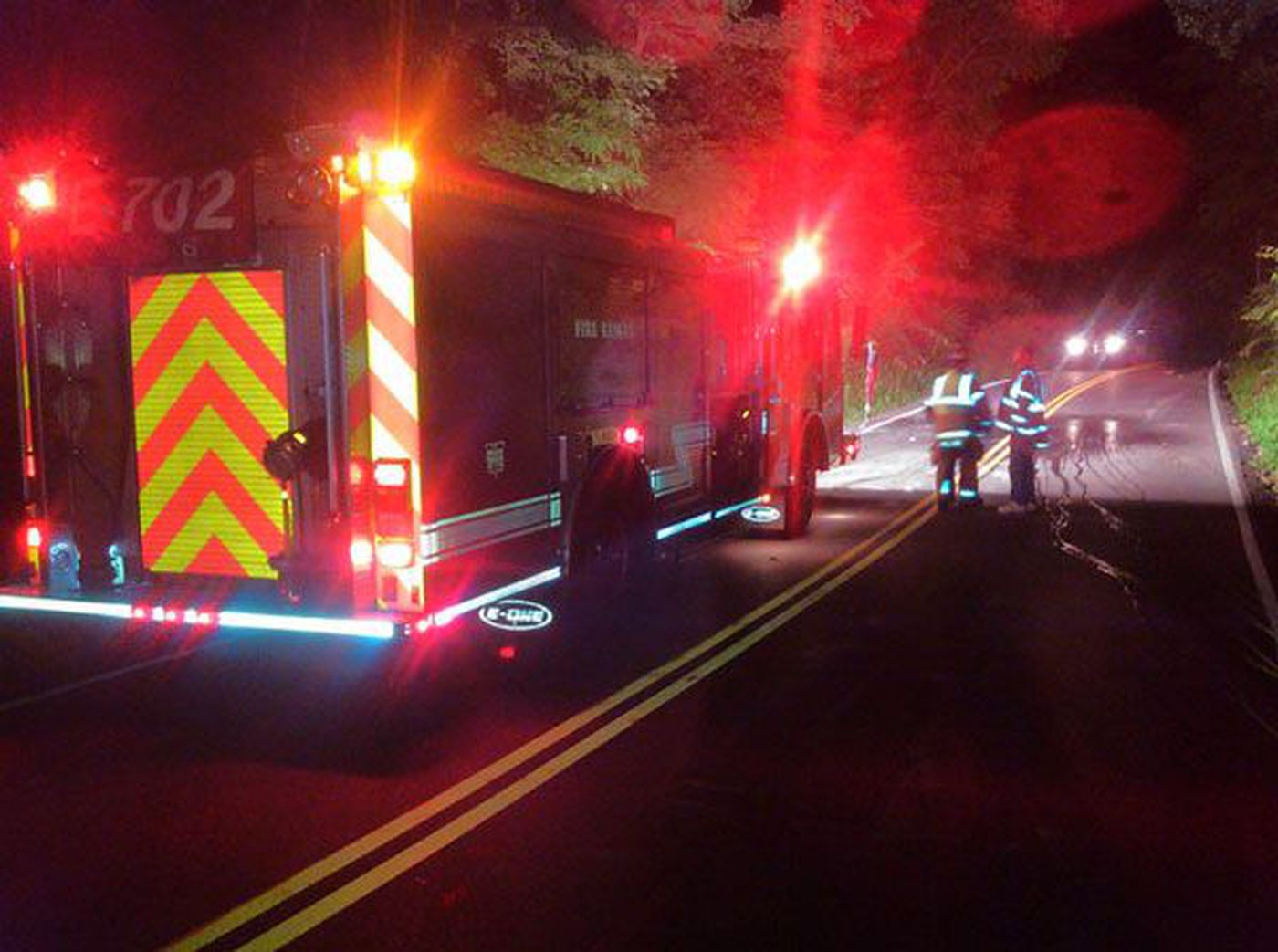 Three injured in Burlington, Ky  accident