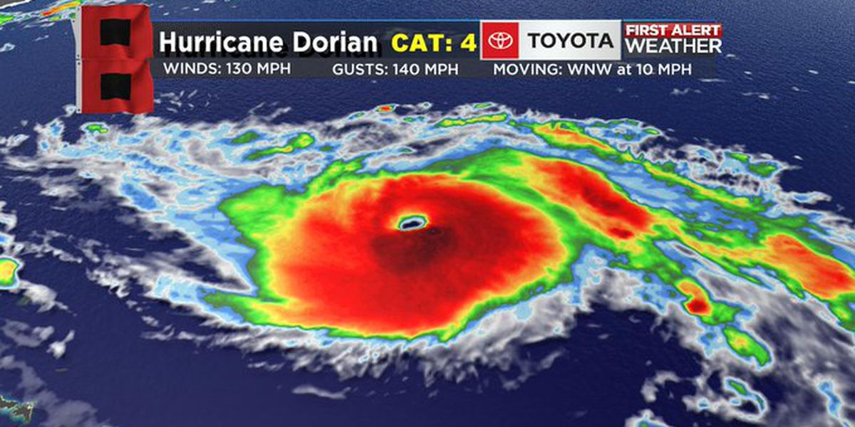 Tri-Staters cancel vacations, prepare relief efforts ahead of Hurricane Dorian