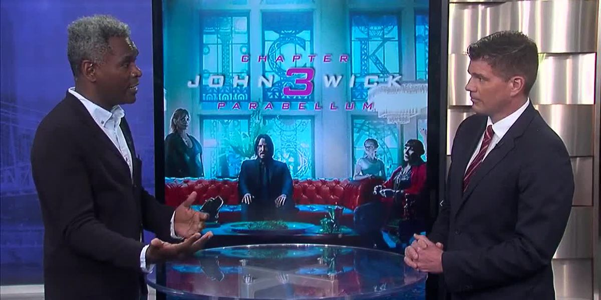 Movie Review: John Wick: Chapter 3 - Parabellum