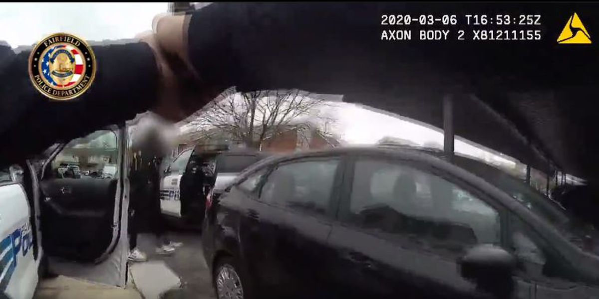 Body cam video of deadly officer-involved shooting released