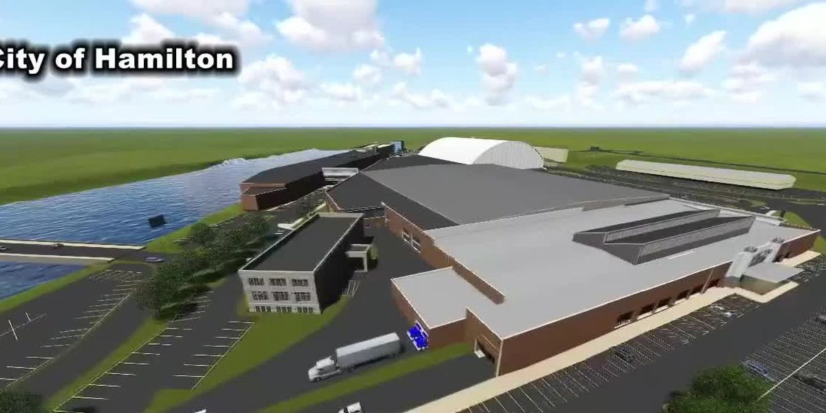 Hamilton eager as Spooky Nook Sports Complex takes shape