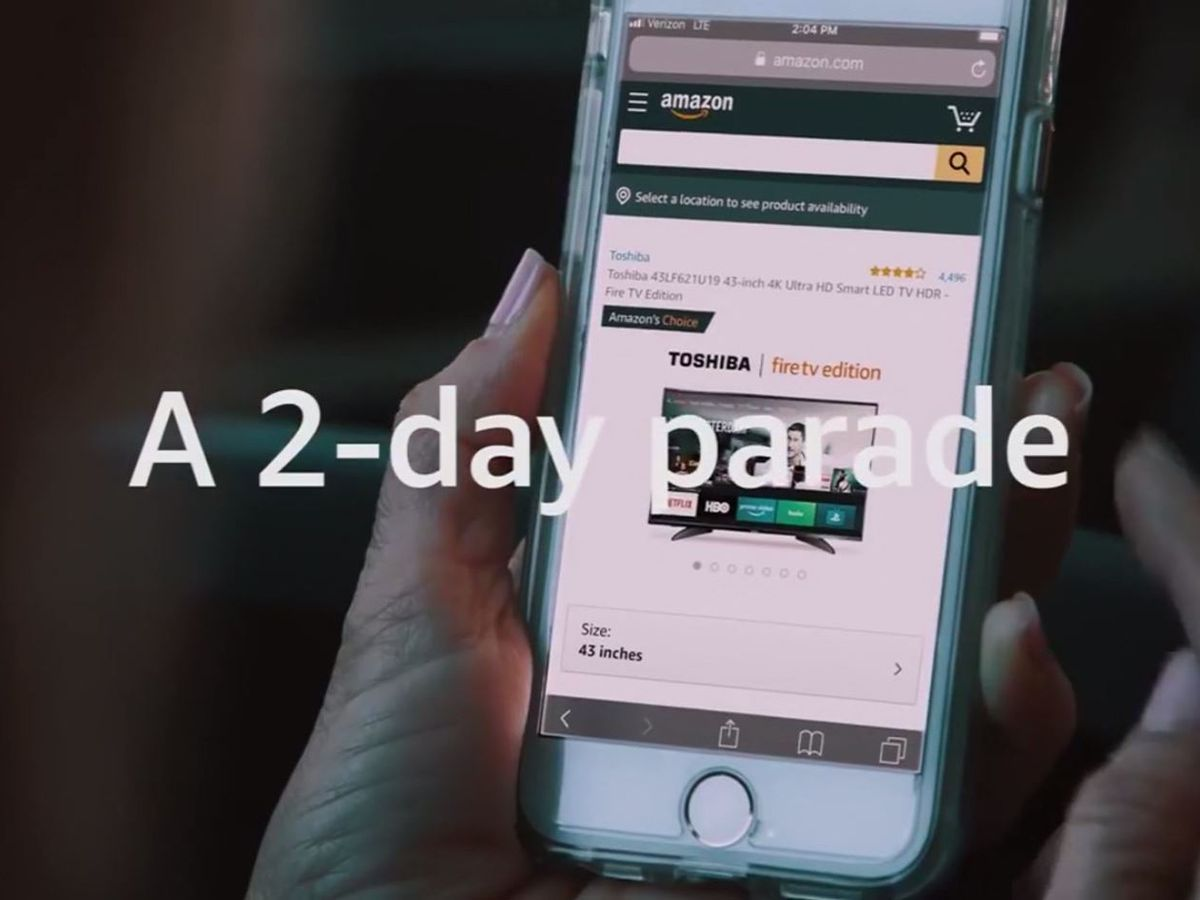 Amazon Prime Day(s) Monday and Tuesday