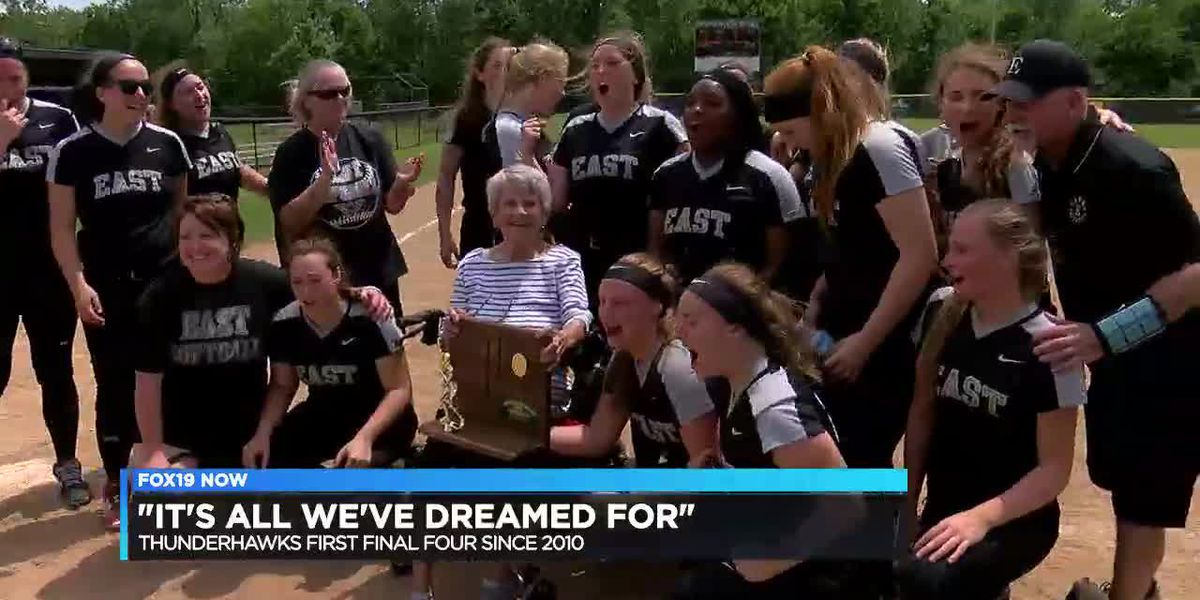 Lakota East softball beats Lakota West in regional title