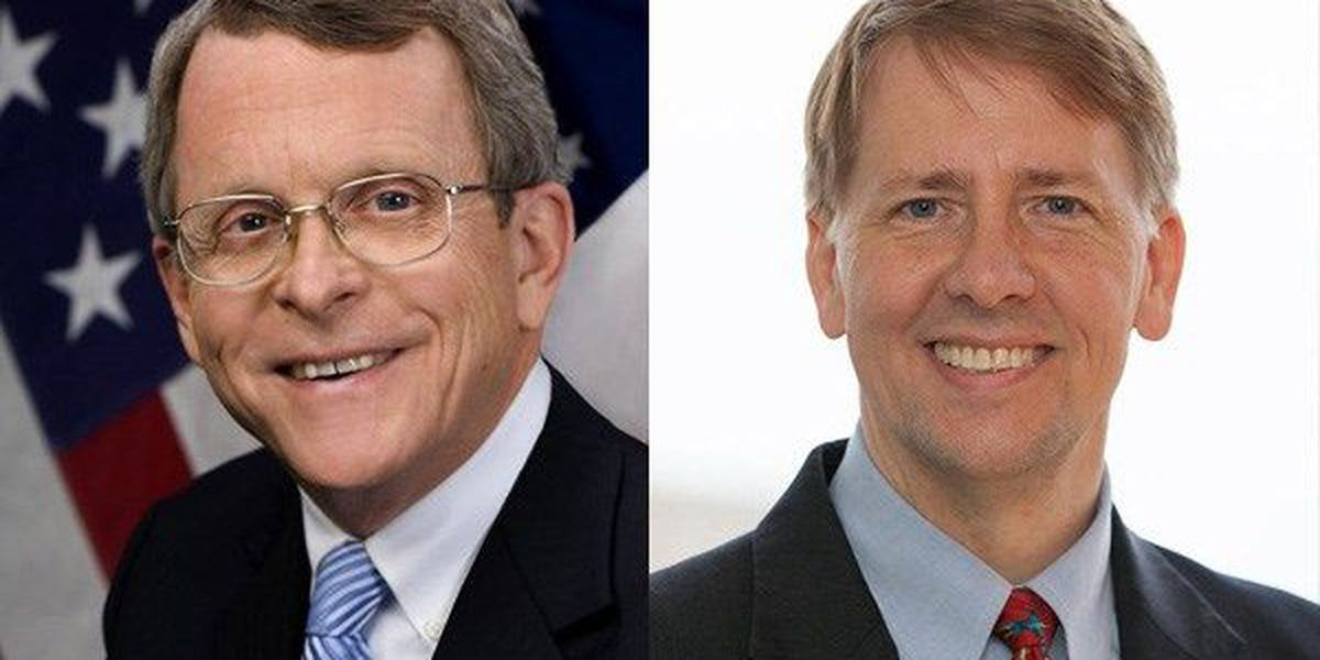 Ohio Governor's race 2018: DeWine and Cordray to face-off in November