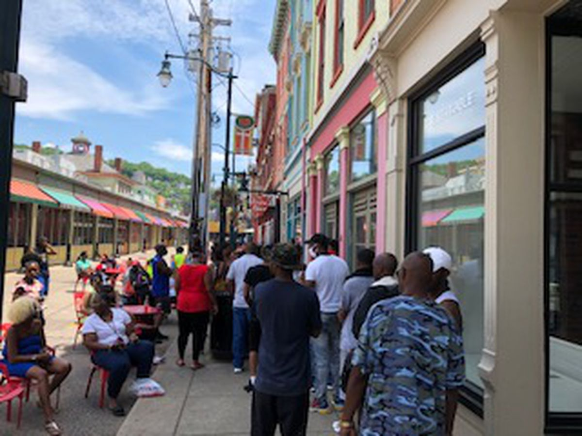 Cincinnati BBQ restaurant free lunch offer to black community sparks controversy