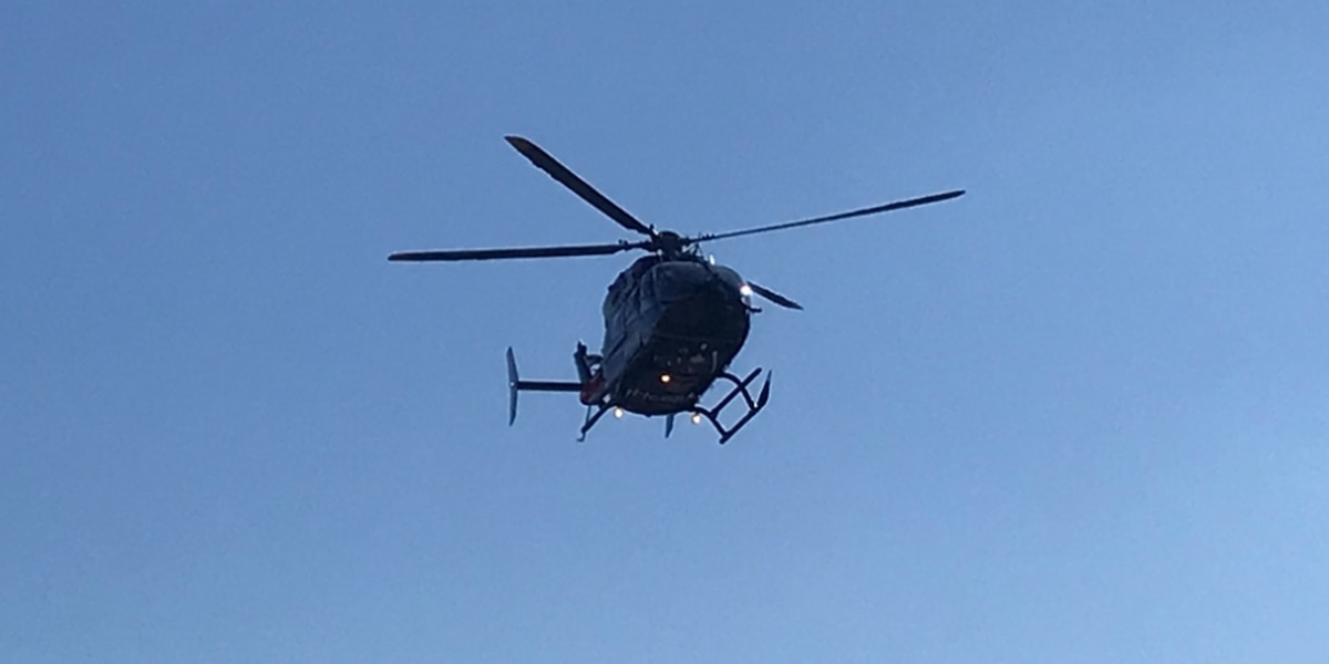 Medical helicopter responds to Colerain Twp motorcycle crash