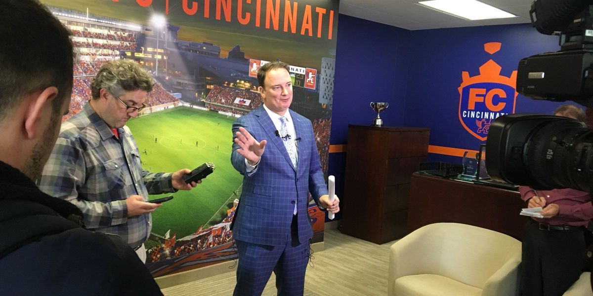 FC Cincinnati GM: 'No interest' in building stadium on Housing Authority parcels