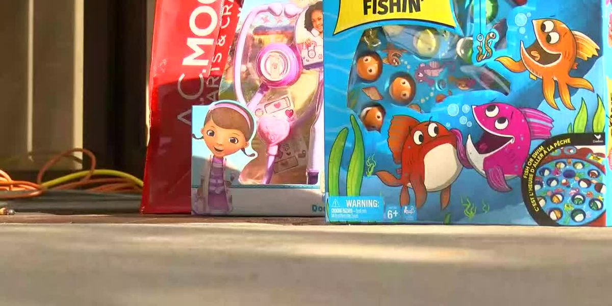 Cincinnati Public Schools' Project Connect holds toy drive to benefit homeless students