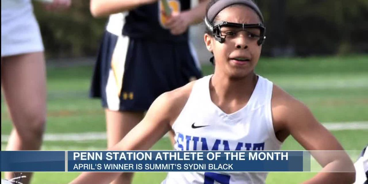 April Penn Station Athlete of the Month