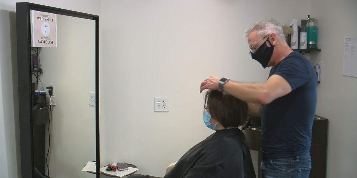 Hair salons, massage therapists among Ky businesses that reopened Memorial Day