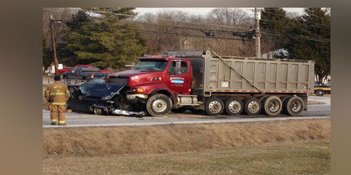 1 dead, 3 injured in Butler Co. accident