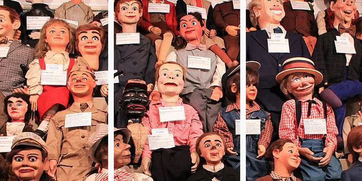 NKY museum dedicated to ventriloquism