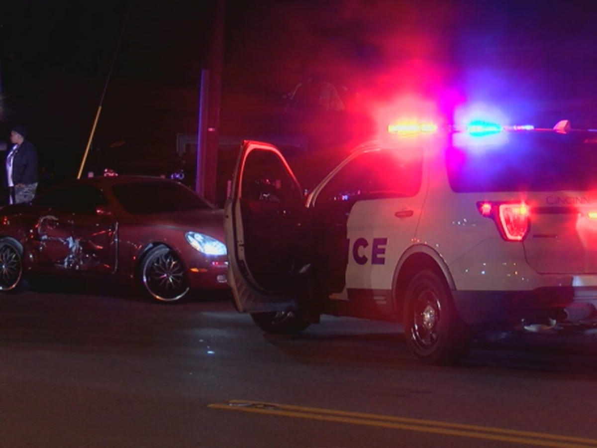 Crash involving CPD vehicle sends officer to hospital, other driver charged with OVI