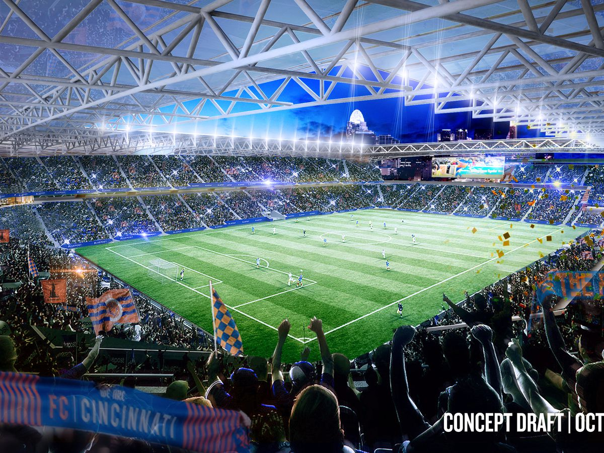 FC Cincinnati stadium will break ground Dec. 19, open March 2021