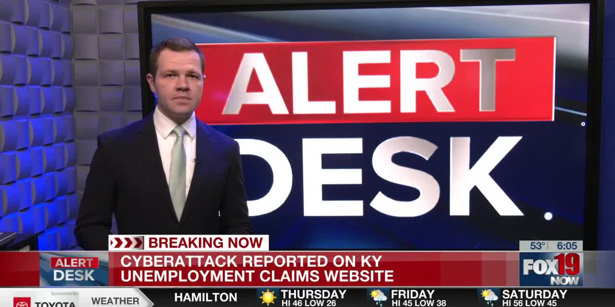 Possible cyberattack reported on Ky unemployment claims website