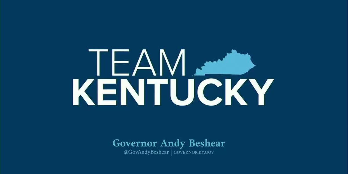 Gov. Beshear provides Tuesday update on COVID-19 in Kentucky