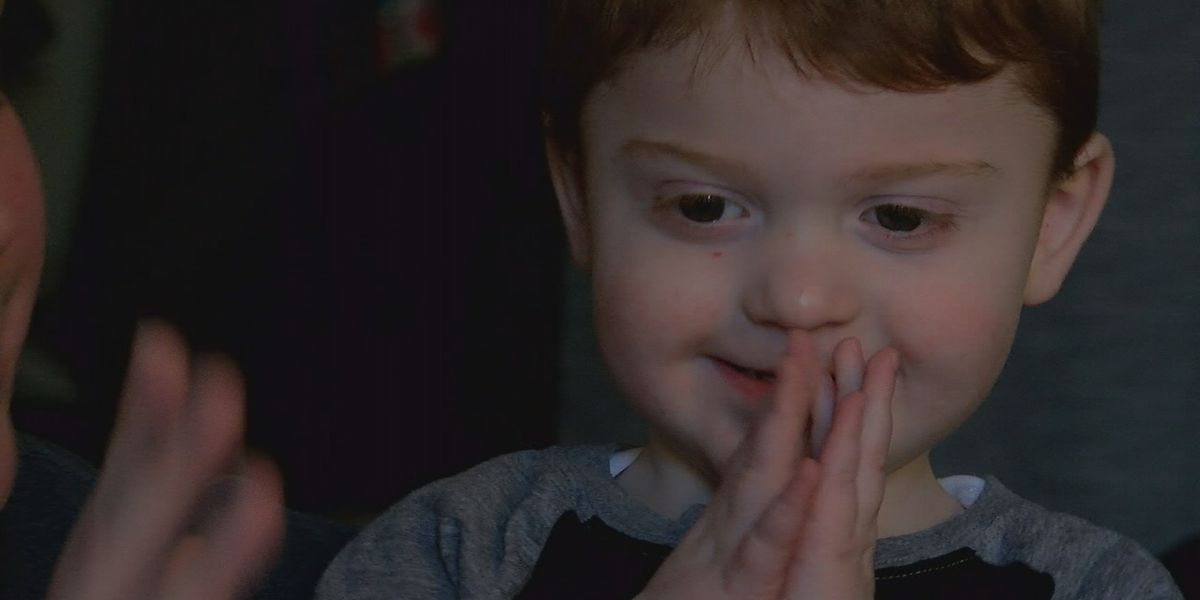 Tri-State boy diagnosed with exceedingly rare genetic condition: 'It just breaks my heart'