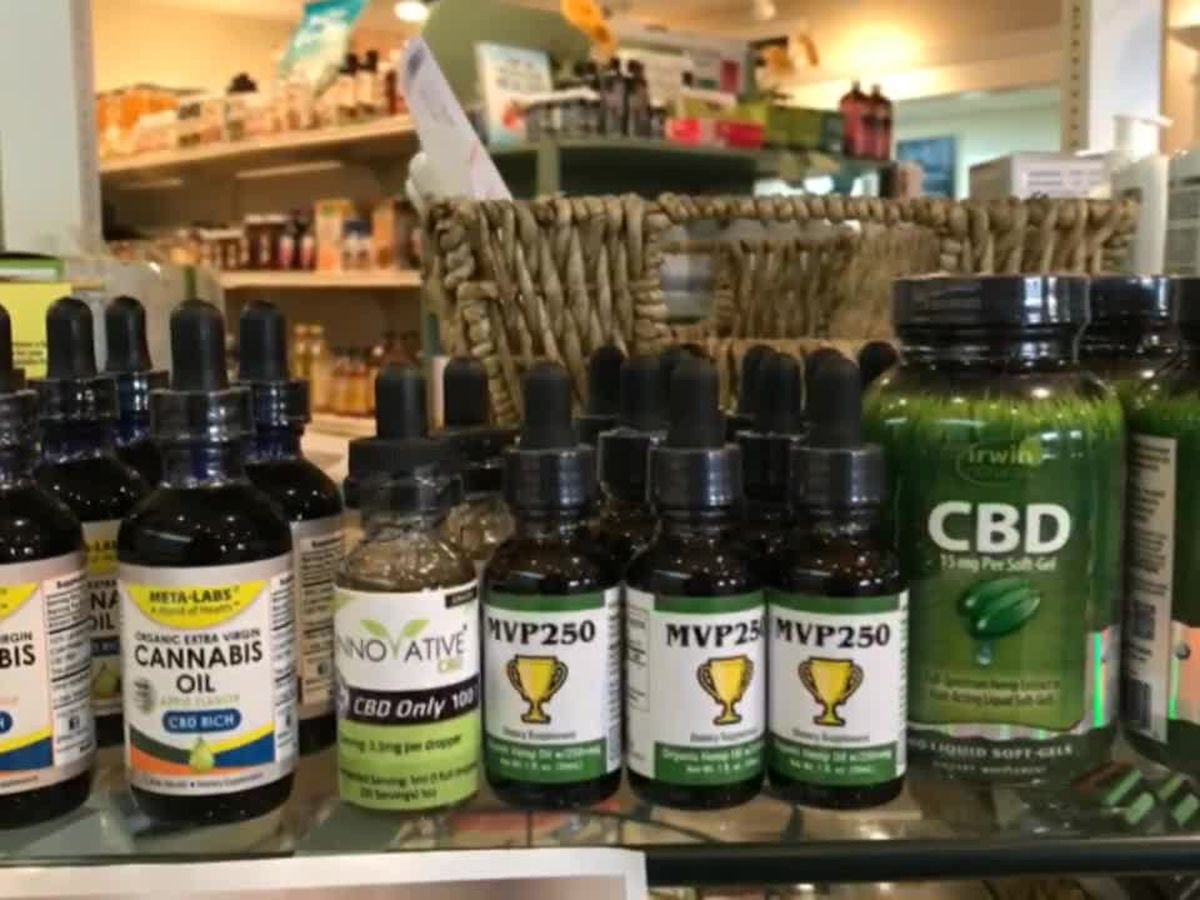 State lawmakers vote to allow growing hemp, selling CBD oil