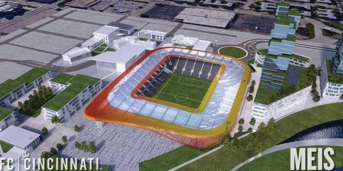 What an FC Cincinnati stadium might look like
