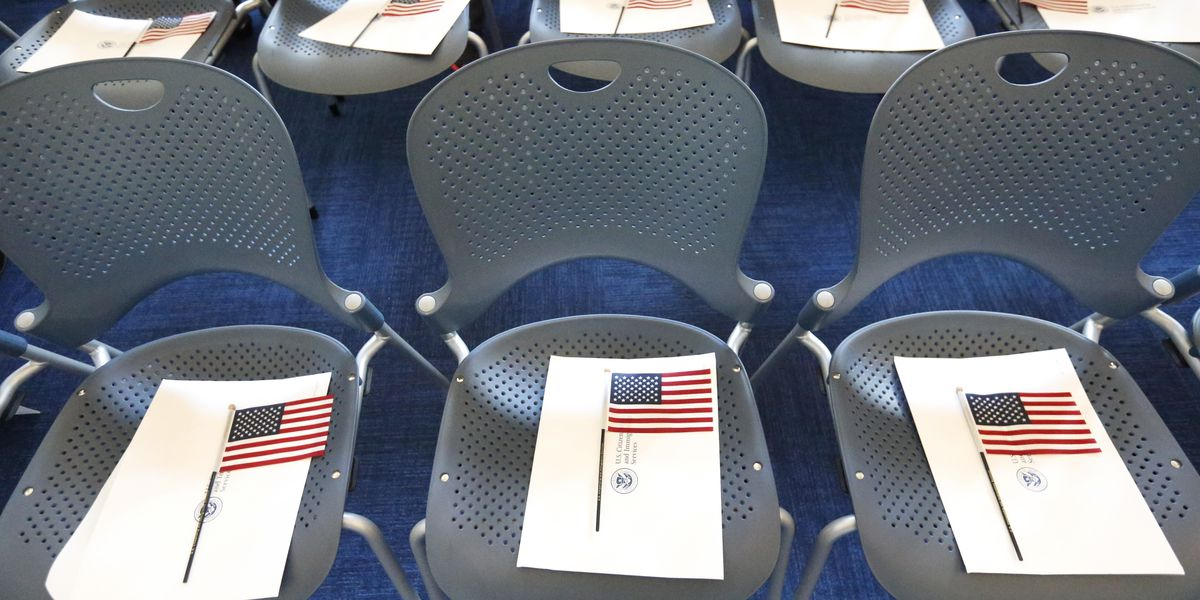 Two-thirds of Americans can't pass citizenship exam, survey says