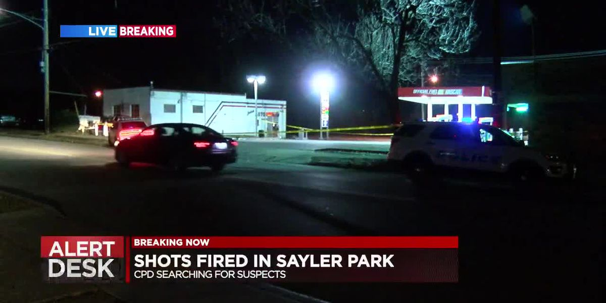 Shots fired during Sayler Park gas station robbery
