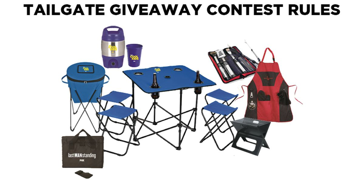 Tailgate Kit Giveaway Rules