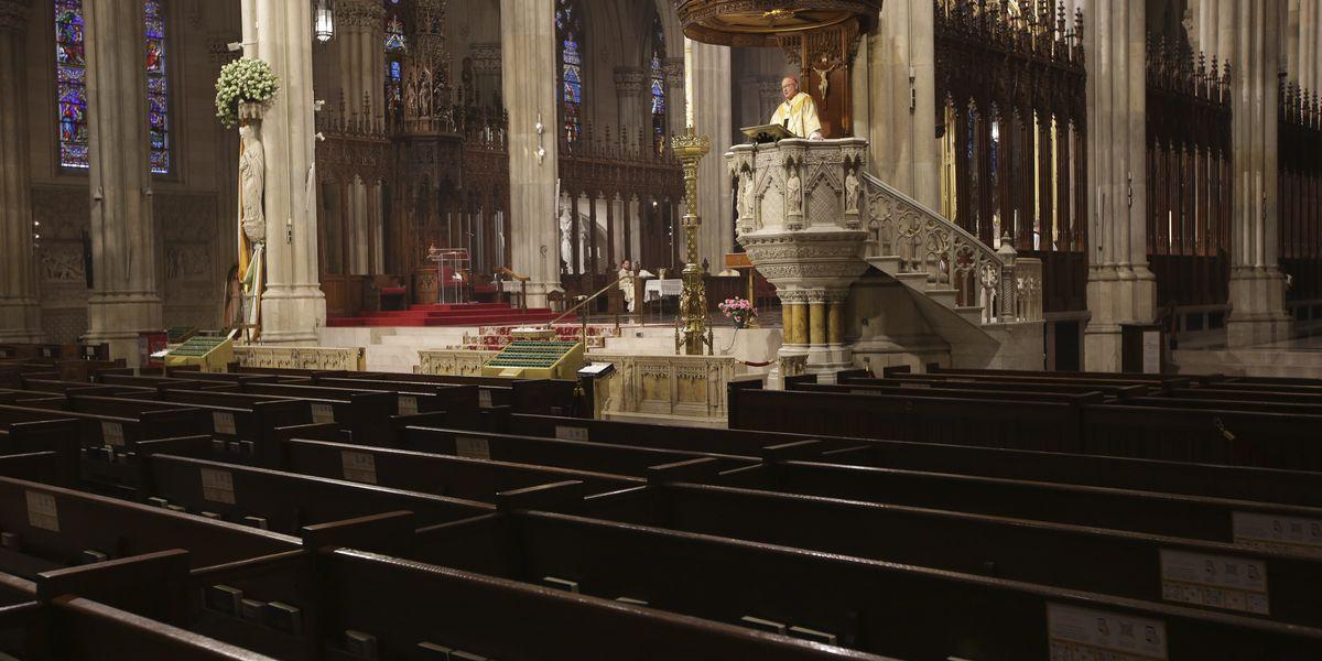 AP: After lobbying, Catholic Church won $1.4B in virus aid