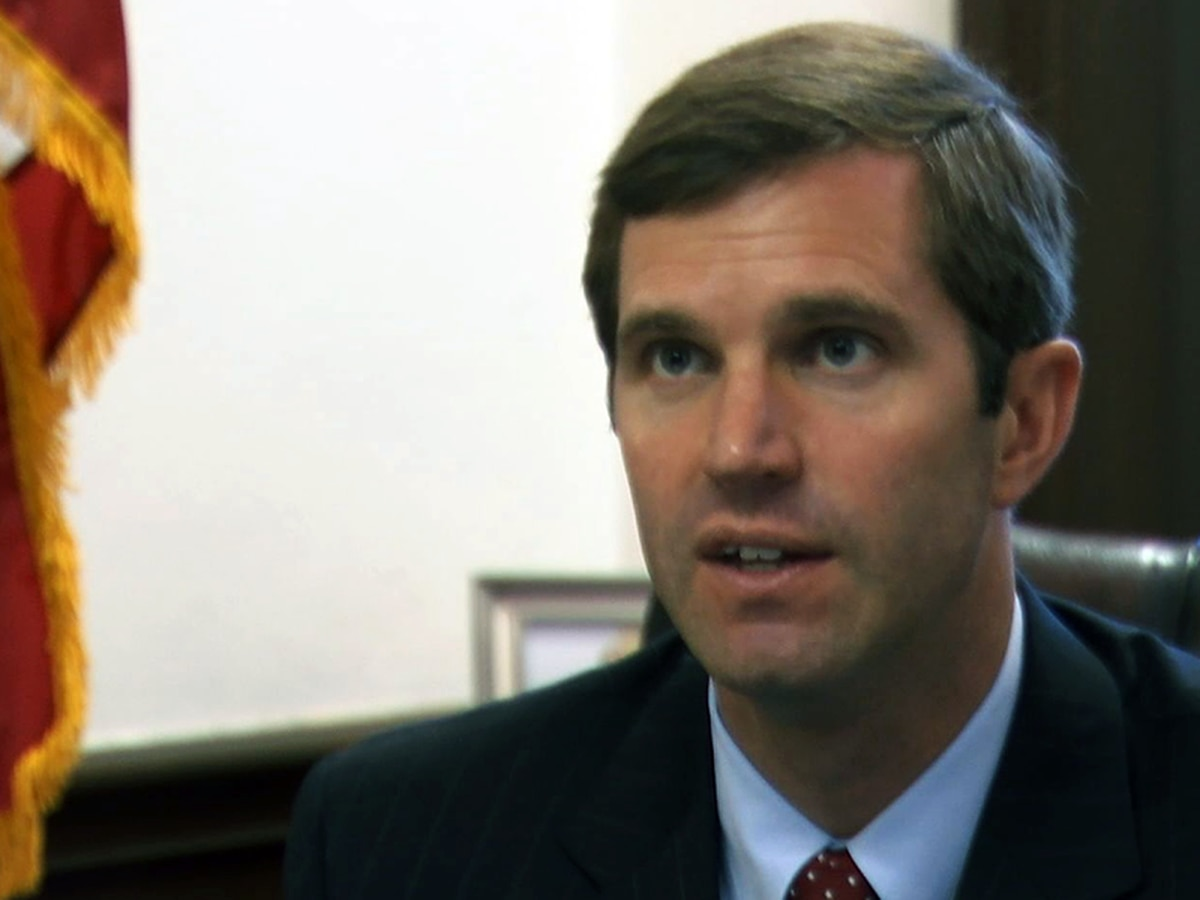 Beshear condemns violence in Louisville, doubles down on call for release of evidence
