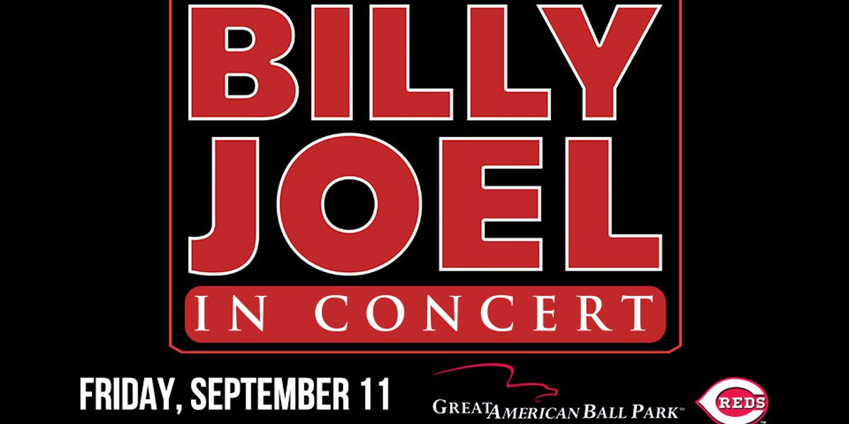 Billy Joel to hold concert at GABP, Reds legend Johnny Bench announces