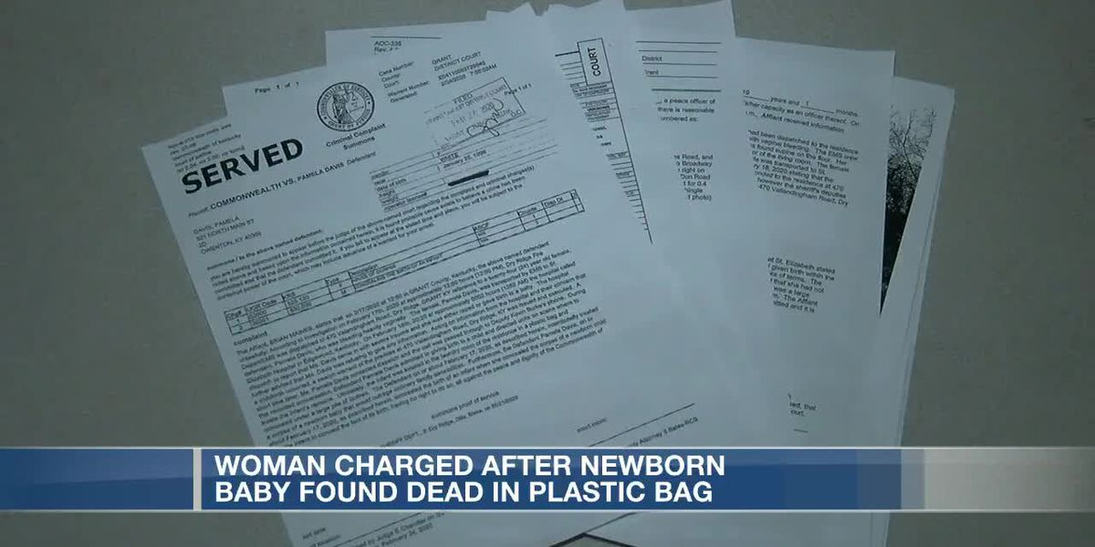 Grant Co. woman facing charges in connection with the death of their newborn