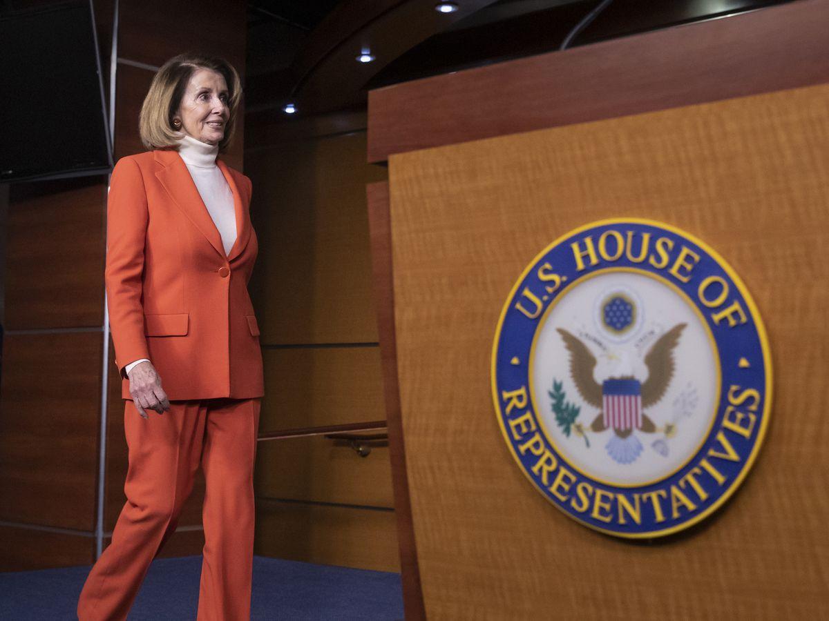Dem power players want Pelosi but centrists push back