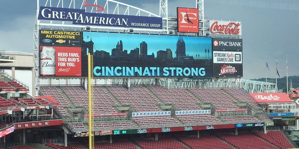 Cincinnati sports teams, players and coaches react to tragic shooting
