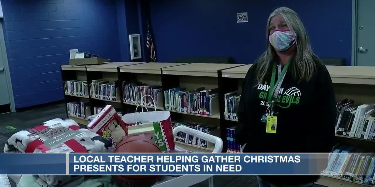 Tri-State teacher working to bring Christmas joy to students in need