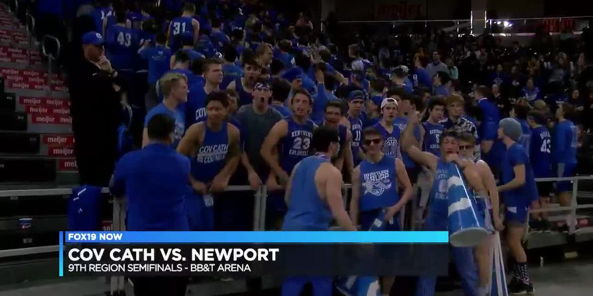 Cov Cath advances to 9th region championship