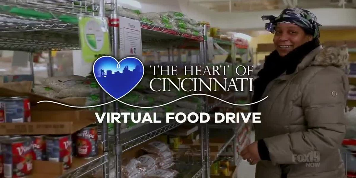 FOX19 NOW Virtual Food Drive