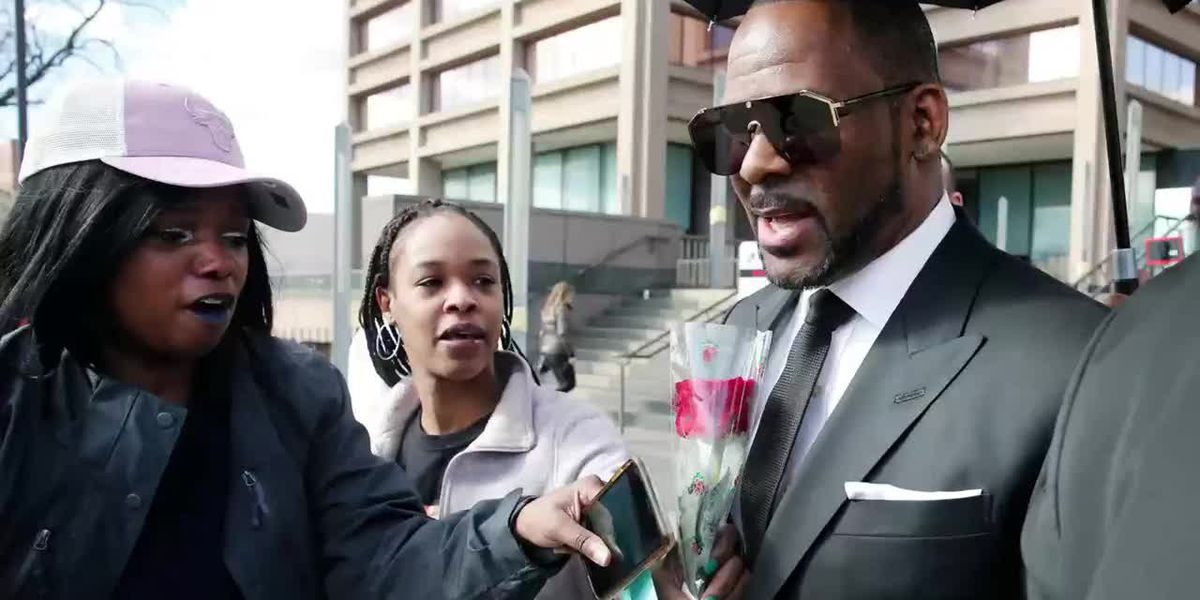 R.Kelly faces bail hearing