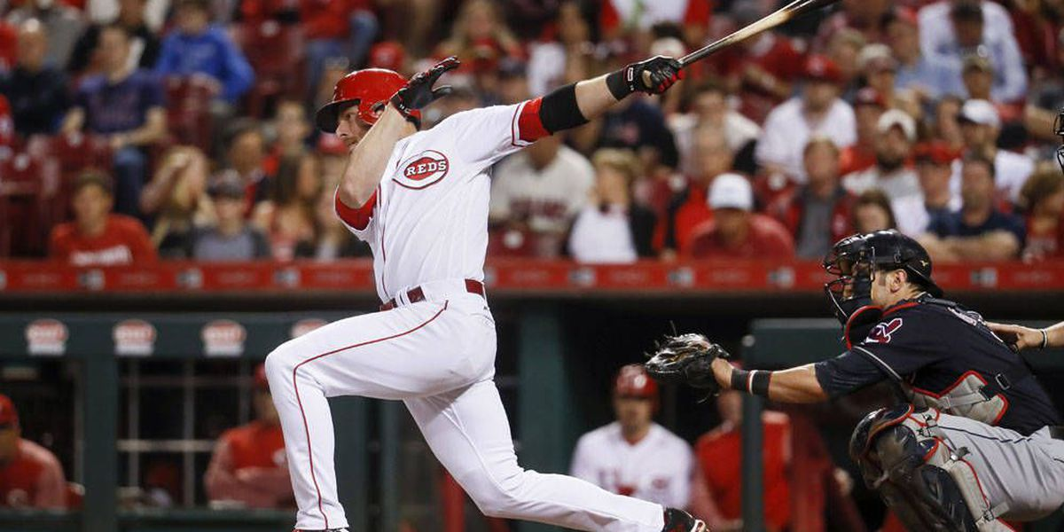 Reds' Cozart maintains lead in All-Star voting