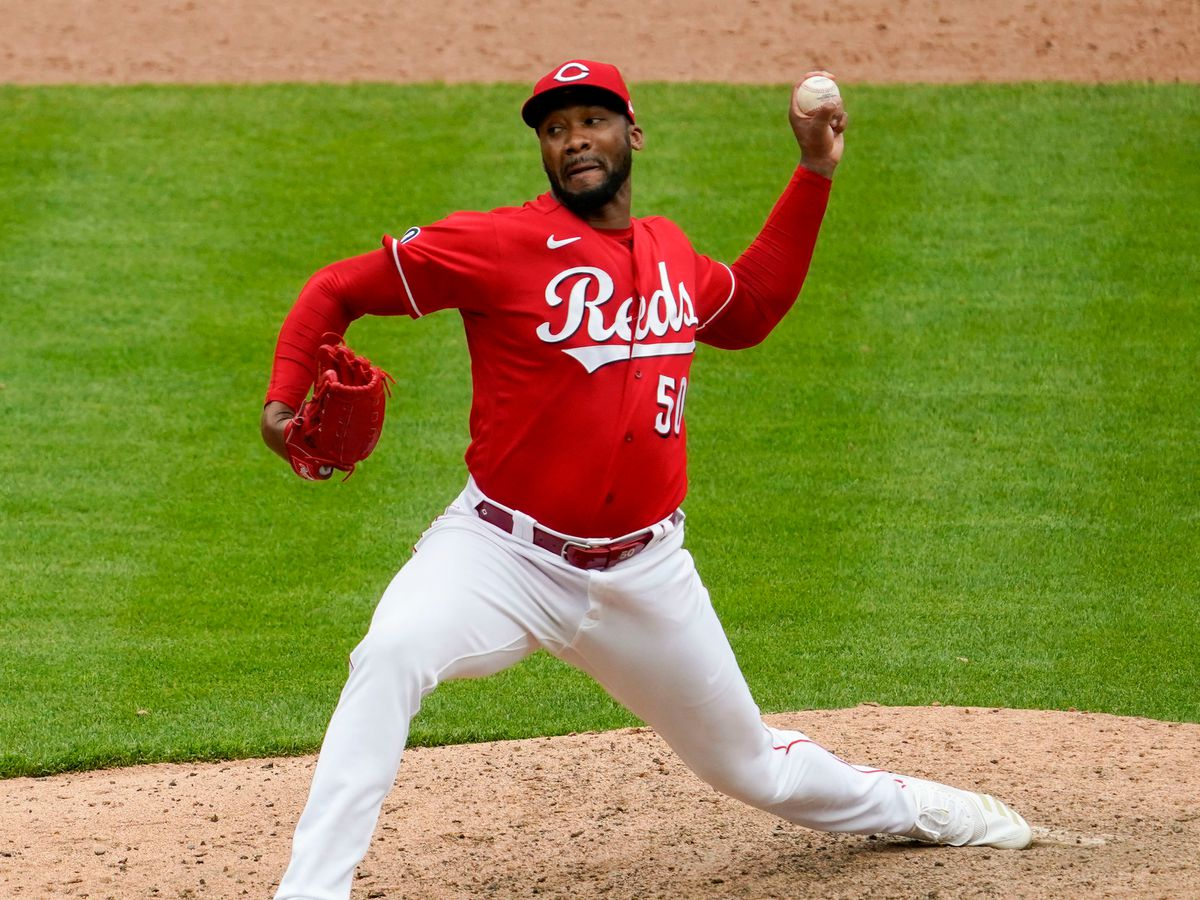 Amir Garrett's suspension reduced to five games
