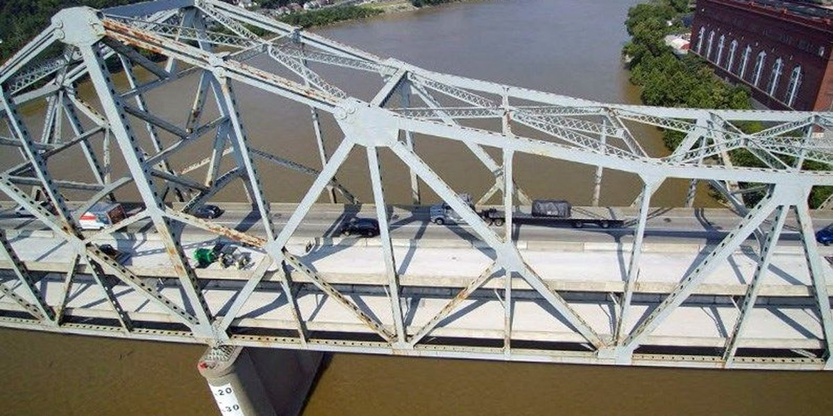Study: Another bridge needed over Ohio River to improve congestion, safety
