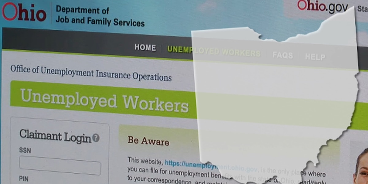 Ohio offering unemployed workers a new way to file weekly claims