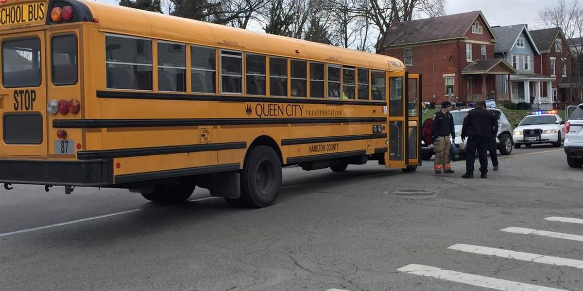 No students injured in reported Evanston school bus