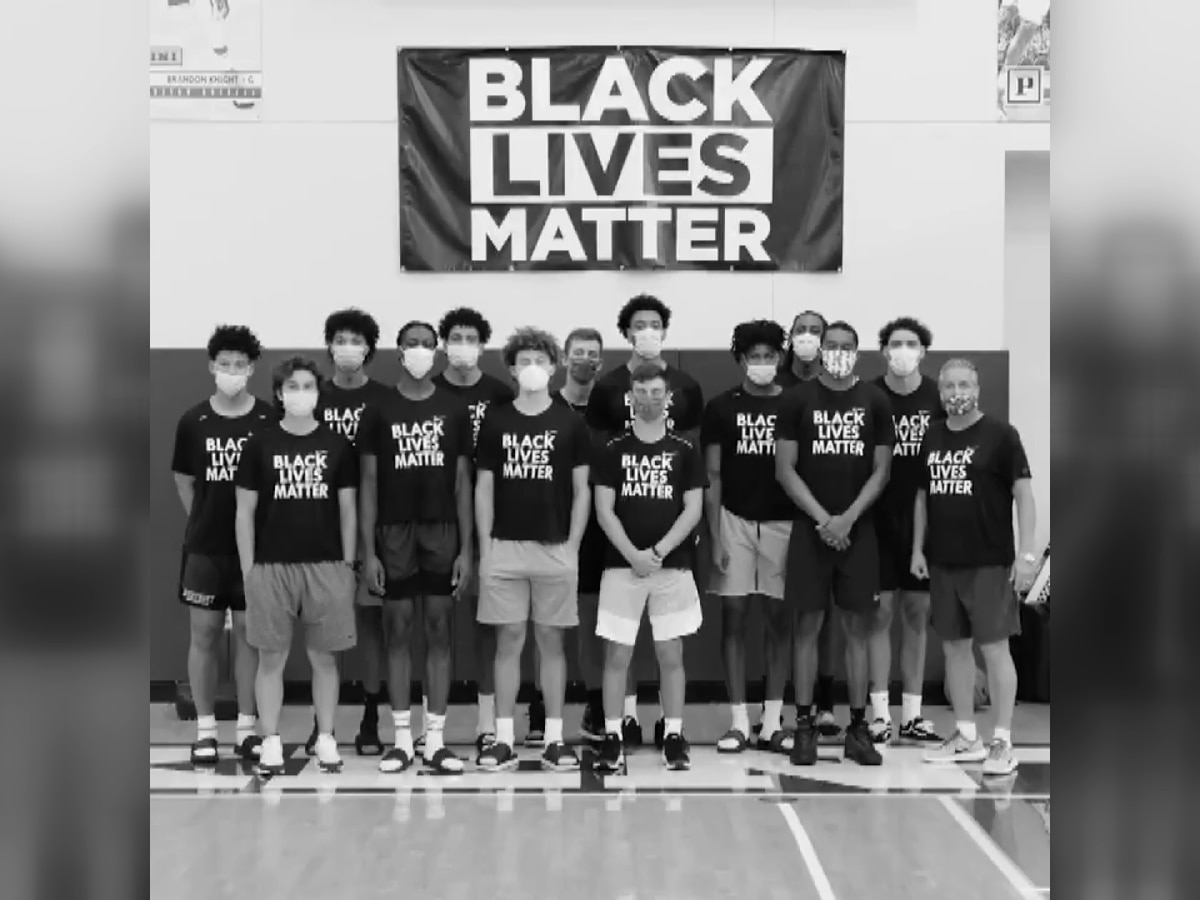 'We ask you to join us': UK men's basketball team releases video in support of Black Lives Matter movement