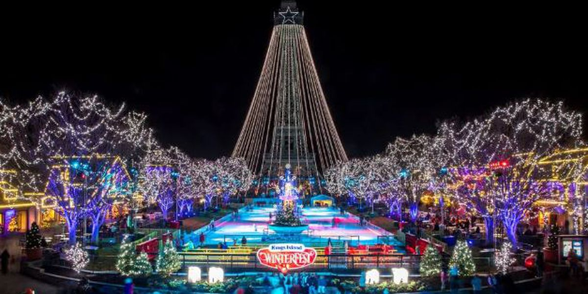 Winterfest returns to Kings Island for holiday season