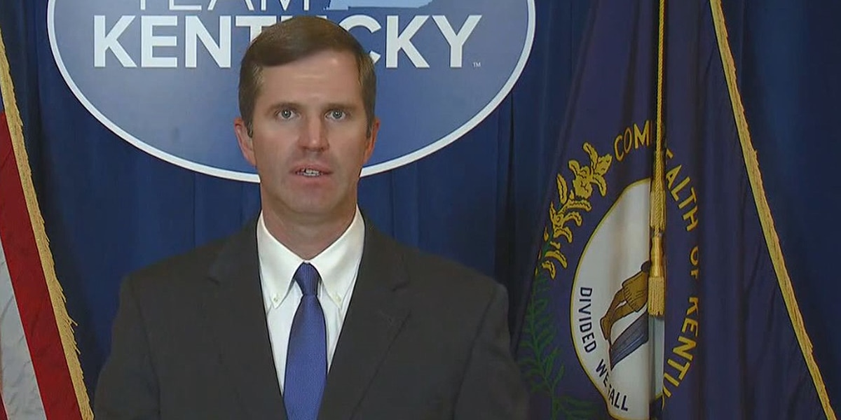 Beshear announces over a million COVID-19 tests administered in Ky., 342 new cases Monday